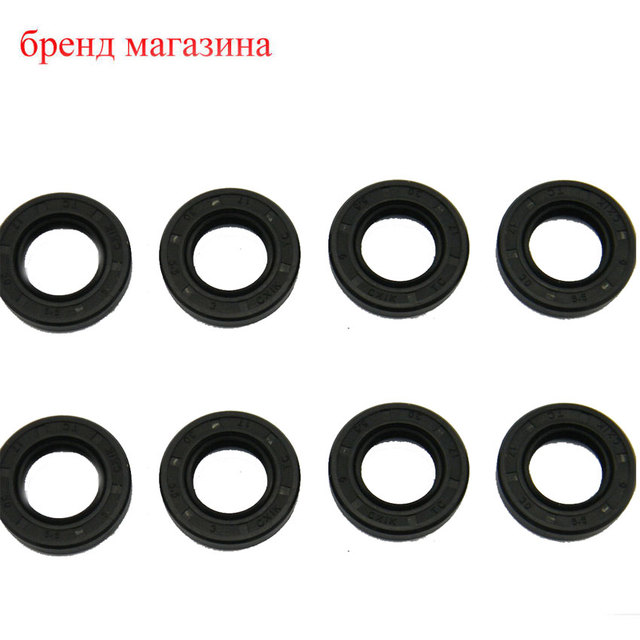 US $10 48 |4 Sets (8Pcs) Oil Seal Seals For Stihl MS290 MS310 MS390 029 039  Chainsaw Parts 96390101743-in Chainsaws from Tools on Aliexpress com |
