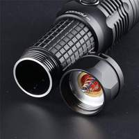 Convoy M3 XHP70.2 4300LM High Lumen Portable Flashlight Built in Temperature Protection Powerful Flashlight Mini Torch LED Torch