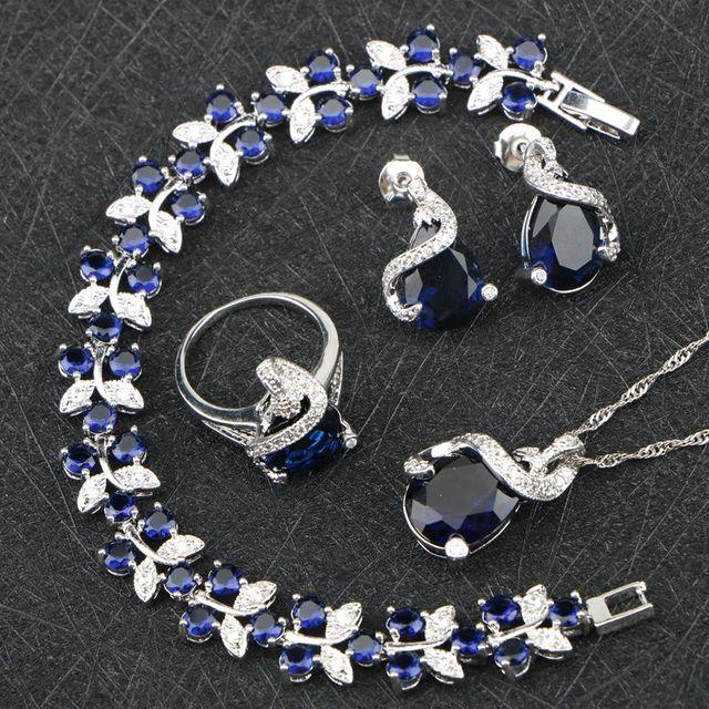 Sliver 925 Costume Jewelry...
