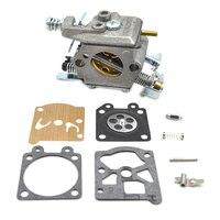 Carburateur Carb Kit De Réparation Pour Husqvarna Partenaire 350 351 370 371 420 Tronçonneuse Walbro 33-29