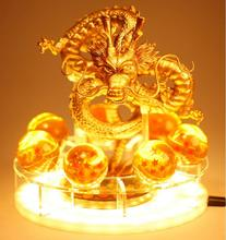 Dragon Ball Spirit Bomb Table Lamp