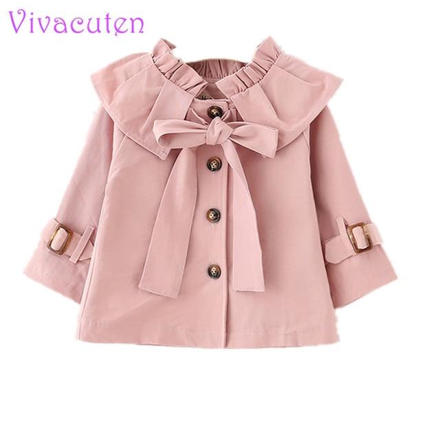 2017 otoño niñas chaqueta abrigo niñas ropa de abrigo bebé niña nueva bebé  chaqueta de manga 64c89d2e71da