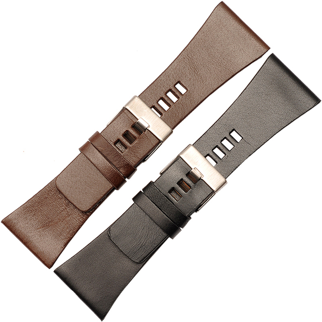 Pin Buckle Mens Watch Band 26,28,30,32,34 mm Punch Belt Bracelet Watch Band Straps Pasador Wacht Correas De Reloj Para Hombres