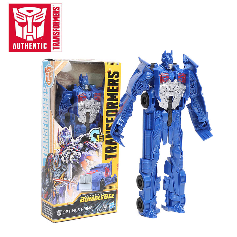 2018 27cm Transformers Toys Titan Changers Morpho-titans Bumblebee Optimus Prime Shatter Action Figures Collection Model Doll мамонова в morpho menelaus