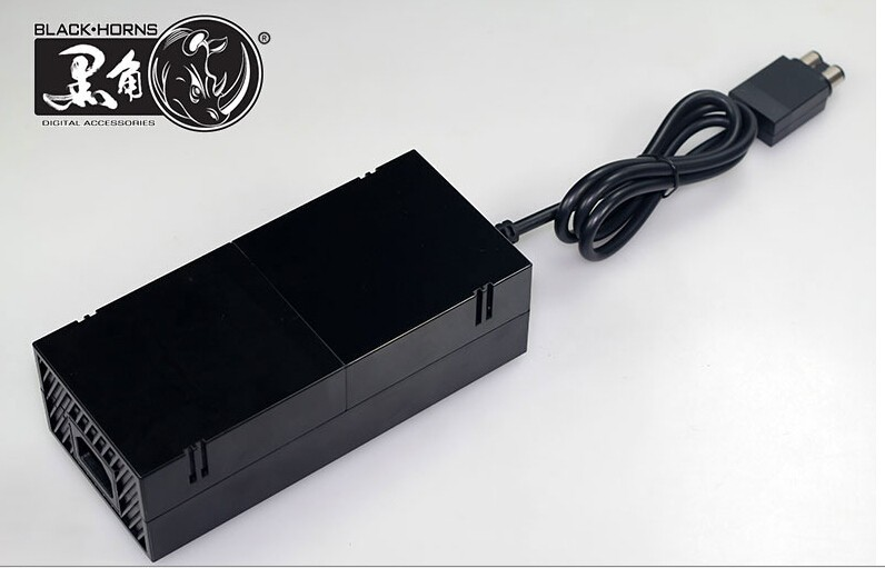 Game accessories with <font><b>AC</b></font> Adapter Universal Charger <font><b>Power</b></font> Supply <font><b>Cable</b></font> Cord for Microsoft Xbox One with US/<font><b>EU</b></font> plug optionable image