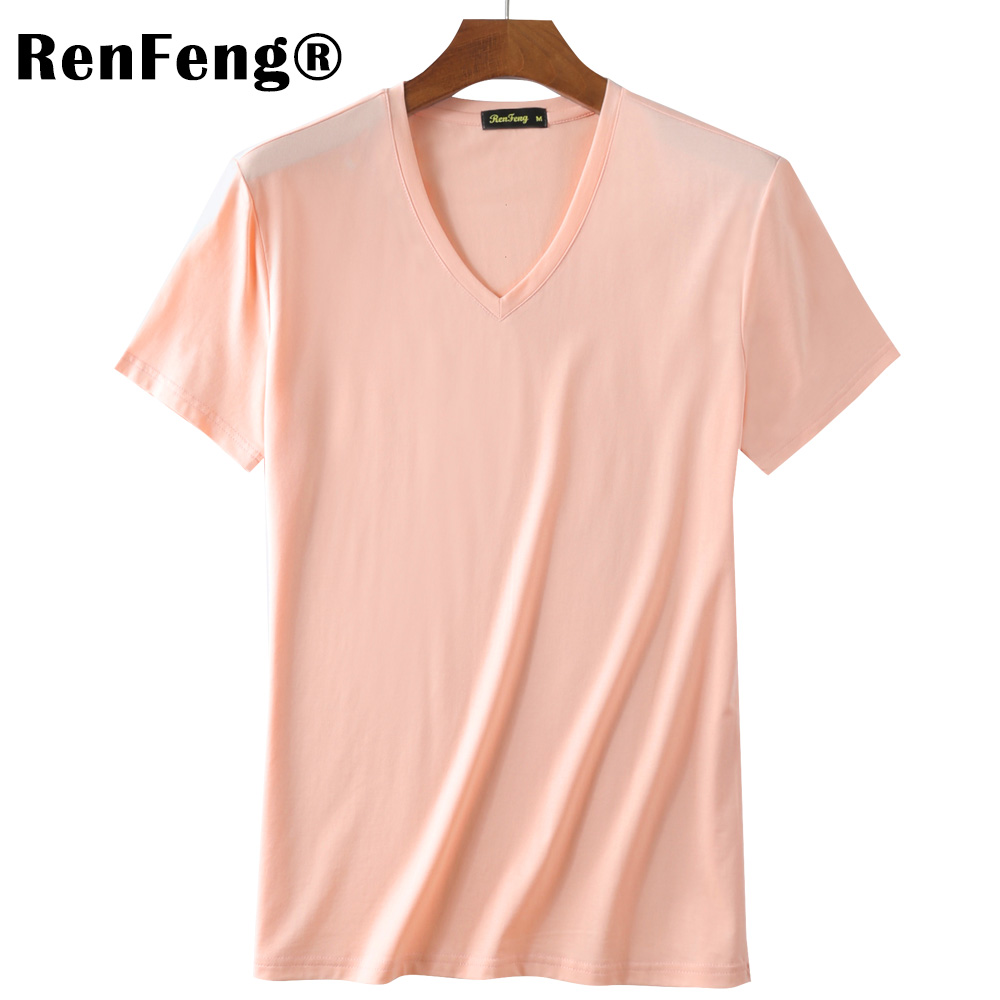 Mens t shirts Fashion 2018 Clothing Men Undershirt Chaleco Hombre Short Sleeve Tshirt Solid Modal Mens Knitted Underwear homme (4)