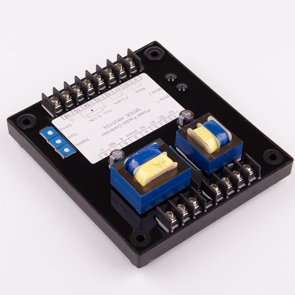 AVR HX2010A AC contrôleur de facteur de puissance parallèle régulateur économiseur Anti-surcharge correction pièces de générateur électrique accessoires - 5