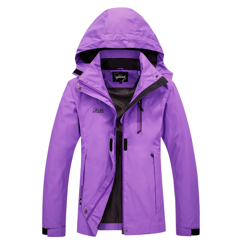 Aliexpress.com : Buy Outdoor Travel Rain Jacket Women Hiking ...
