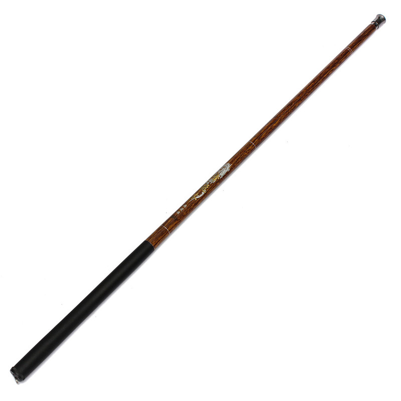 Bobing Ultralight 3.6/4.5/5.4/6.3/7.2 Meters Carbon Fiber Stream Hand Pole Casting Telescopic Rod Poles Fishing Rod Tackle Tool