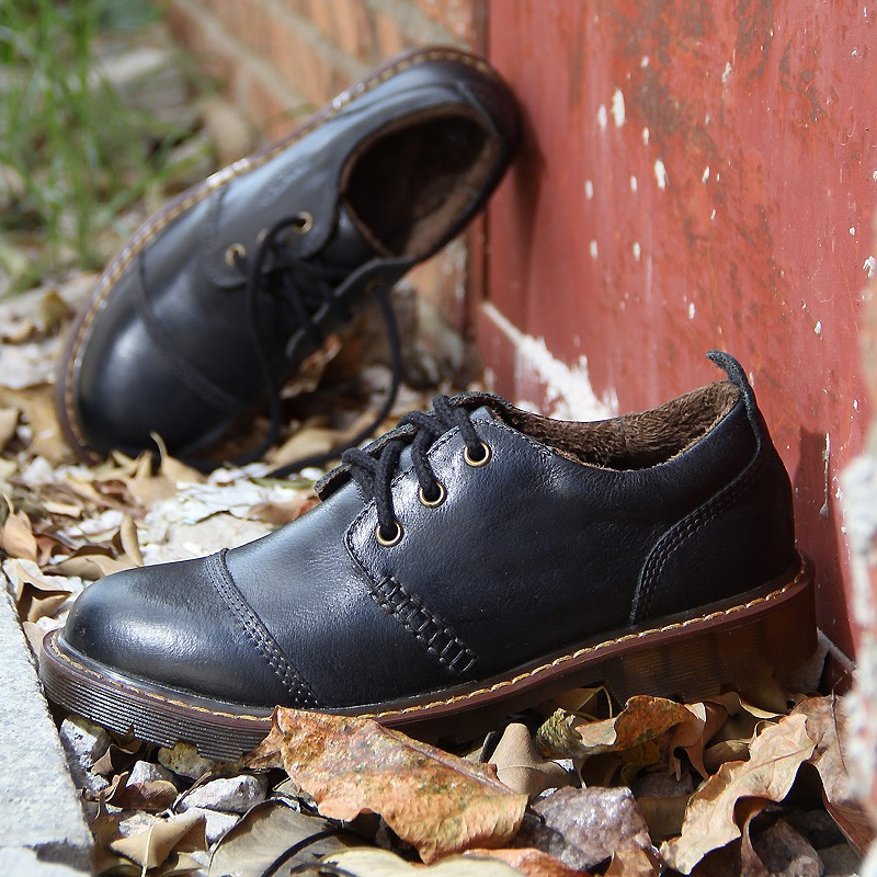 men winter oxfords