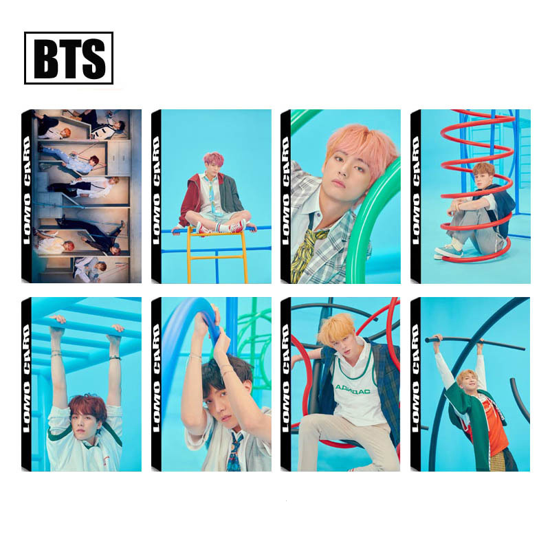 Beads & Jewelry Making Jewelry Findings & Components Kpop Bts Bangtan Boys Love Yourself Answer Same Portray Photo Cards Lomo Cards Jimin Jungkook V Postcards 30pcs/set