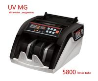 Cash Counter,currency count machine,money counting machine,cash counting machine, bill counter,MONEY COUNTER 5800 UV MG