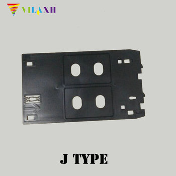 vilaxh J type PVC ID Card Tray For Canon iP7240 iP7250 iP7260 iP7270 iP7280 MG7510 MG7520 MG7540 MG7550 MG7770 MX922 MX923 MX924 image