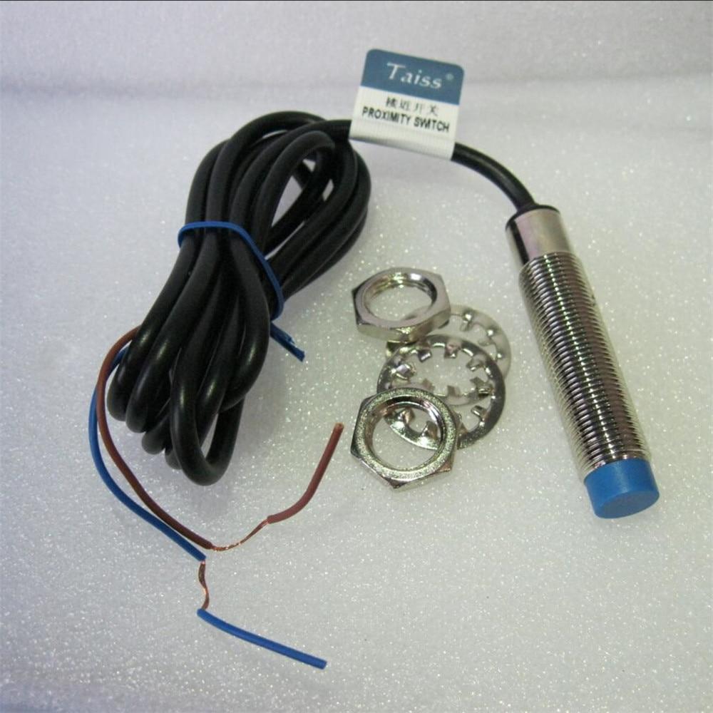 Lj12/a3 4-z//DZ AC90 250/V 4/mm approche Sensor Proximit/é Inductif commutateur