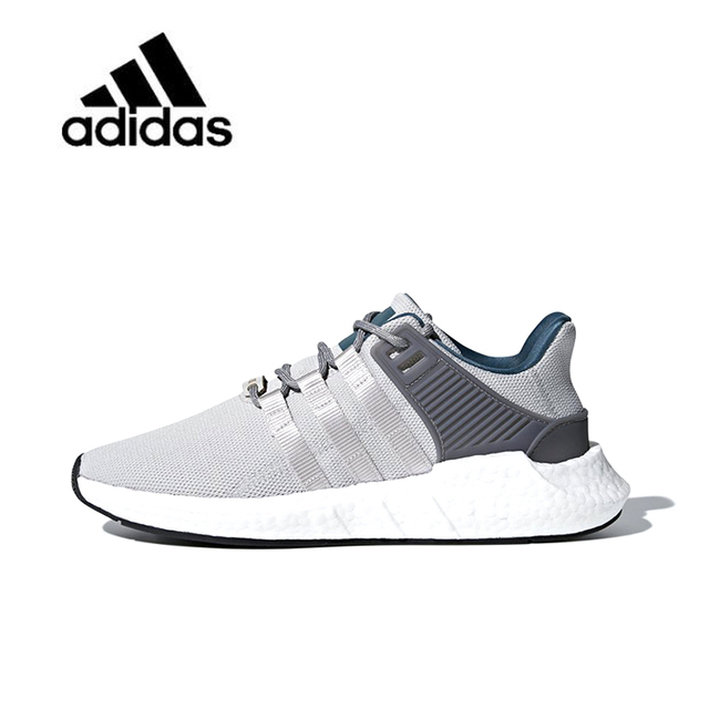 sports shoes 55815 92214 US $175.69 30% OFF| Original New Arrival Authentic adidas EQT SUPPORT 93/17  mens running shoes sneakers CQ2395 Outdoor Walking jogging-in Running ...