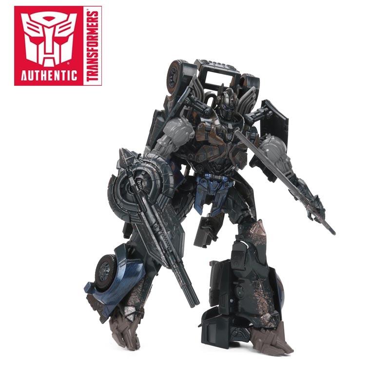 Transformateurs le dernier chevalier ombre étincelle sombre Optimus Prime PVC figurine Collection modèle poupée jouets première édition - 3