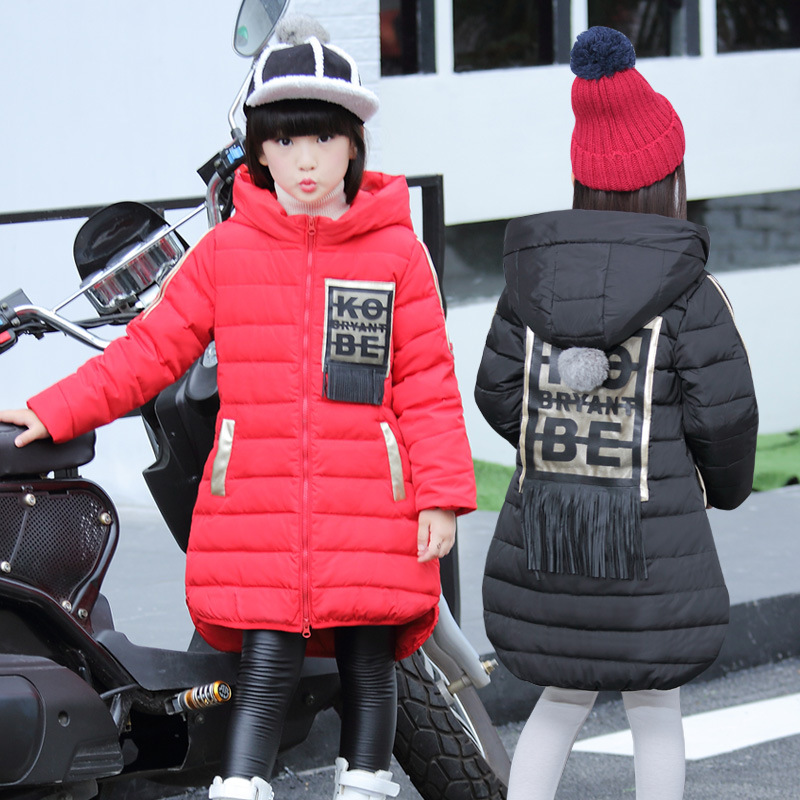 Brand Winter childrens Down jackets/coats Fashion Girls Coats thick duck down jacket baby girl Warm Outerwears/jackets -30degree casual 2016 winter jacket for boys warm jackets coats outerwears thick hooded down cotton jackets for children boy winter parkas