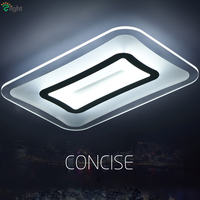 リモコン調光対応ledシーリングライト新技術nitecore extre正方形アクリルledシーリングランプ用ホワイエ寝
