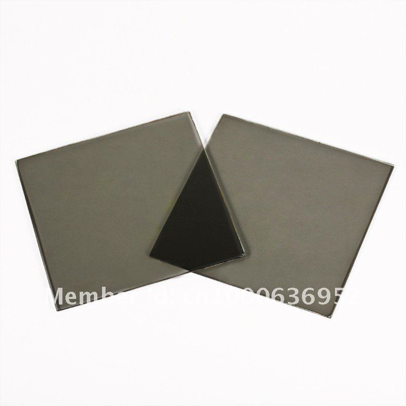 1 pair/lot circular polarized projection 3d filters 15 x 15 cm for LCD/DLP projectors 3d polarization filters for projectors