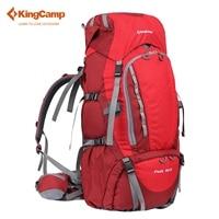 KingCamp 55L тактический рюкзак Professional нейлон прочный водостойкий походные рюкзаки для альпинизма кемпинга треккинг Traving