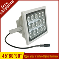 Outdoor Waterproof Surveillance 15pcs 42mil Array leds Infrared Light Night Vision IR illuminator Lamp Free Shipping