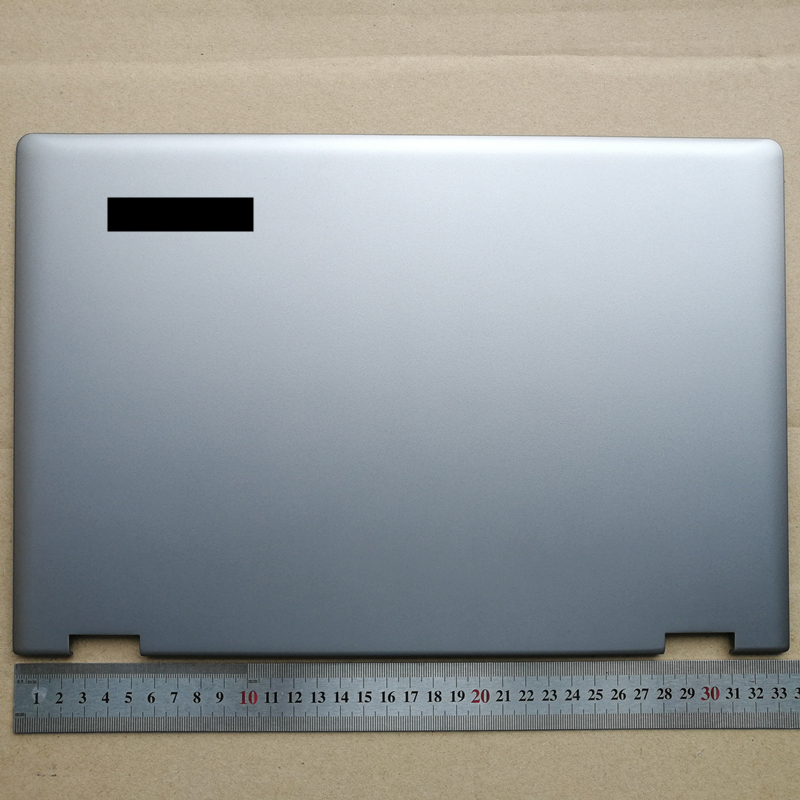 New laptop top case for Lenovo Ideapad Yoga 13 Lcd Rear Back Cover 11S30500115 30500115 Silver