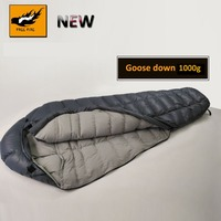 NEW Goose Down Sleeping Bag Winter Down Sleeping Bag Goose Down Camping Sleeping Bag Winter Ultralight