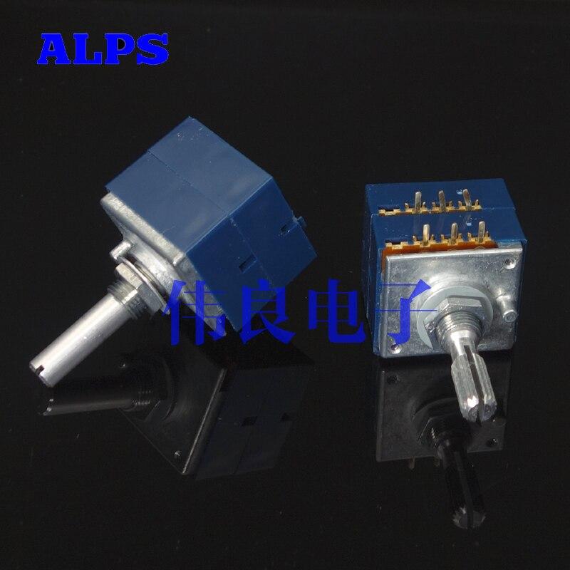 WEILIANG аудио ALPS 27 Тип потенциометра 50KA 100KA