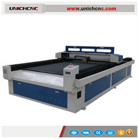 High configuration co2 laser engraving machine 1300*2500mm
