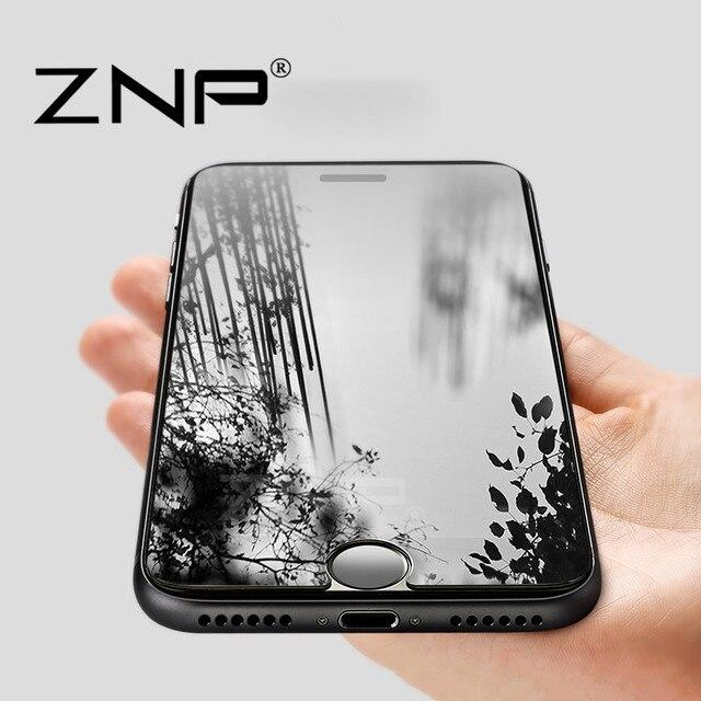 ZNP 2.5D 0.26 мм 9 H Премиум закаленное Стекло для iphone 8 7 7 s плюс Экран протектор для iPhone 7 8 плюс 7 s 7 Plus защитное стекло