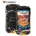 Geotel А1 Водонепроницаемый Смартфон IP67 3400 мАч 4.5 дюймов Gorilla Glass Android 7.0 MTK6580 Quad Core 1 ГБ + 8 ГБ 8MP 3 Г GPS мобильного телефона