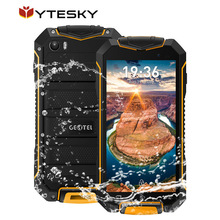 Geotel A1 Waterproof Smartphone IP67 3400mah 4.5inch Gorilla glass Android 7.0 MTK6580 Quad Core 1GB+8GB 8MP 3G GPS mobile phone