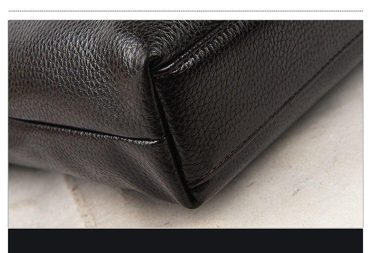 HTB1q6SXyKuSBuNjSsplq6ze8pXat Promotions 2019 New Fashion Bag Men Briefcase PU Leather Men Bags Business Brand Male Briefcases Handbags Wholesale High Quality