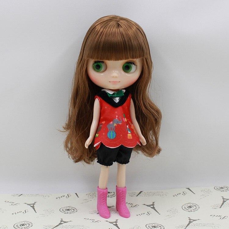 Middie Blythe Doll Multi-Color Hair 20cm 13