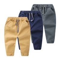 New Baby Warm Pants Baby Boys Fleece Trousers Baby Girls Winter Pants Children Casual Trousers 17