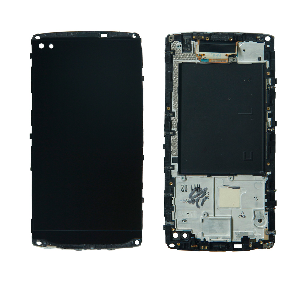 LCD <font><b>Display</b></font> For <font><b>LG</b></font> <font><b>V10</b></font> H900 H901 VS990 LCD <font><b>Display</b></font> Touch Screen Sensor Digitizer Assembly with Frame Repair Parts image