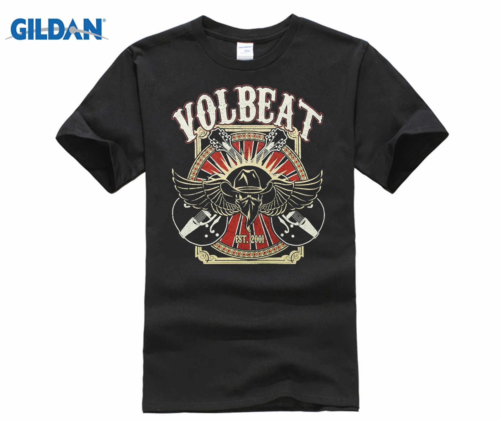 HOT deals  New-Volbeat-Seal-The-Deal-Metal-Rock-Band-Men-s-White-T-Shirt-Size-S-To
