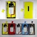 Capa Nokia Lumia 920, caso habitação completo para 920 T porta da bateria + Sim Card Tray + botões laterais