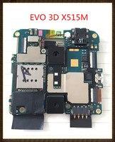 Choose Language Good Quality Original Motherboard For EVO 3D X515M WCDMA Mainboard Board Free Shipping