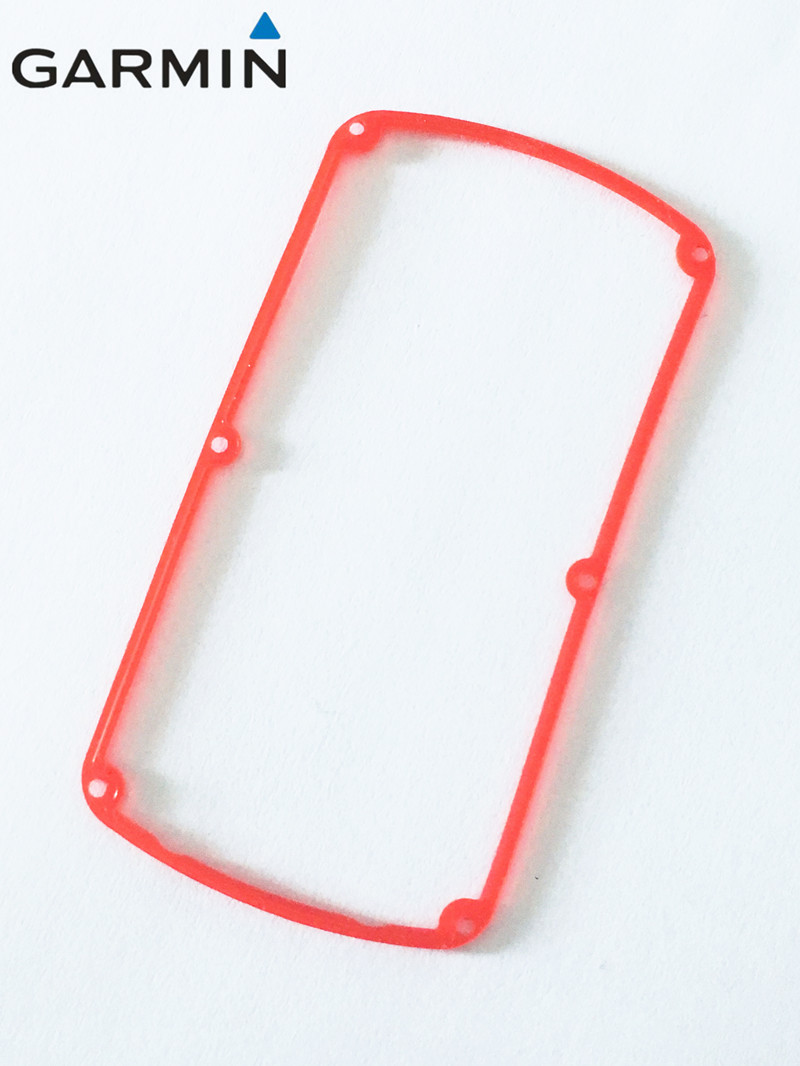 Original Red Rubber Gasket Case For Garmin Edge 800 810 Touring Part Repair Rubber Waterproof Rubber Gasket Free Shipping