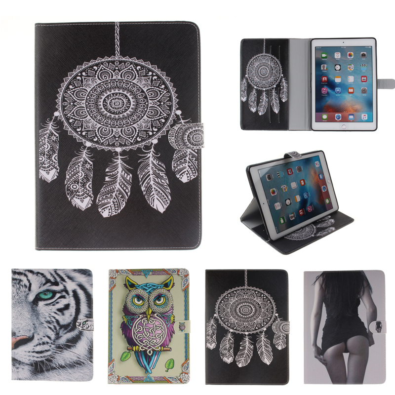 Magnetic Stand PU Leather Flip Cover for coque iPad Pro 12.9 Case for fundas iPad Pro 12.9 Case Tablet Cover + Stand Card Holder for apple ipad air case flip stand cover pu leather leopard series rotate protective tablet cover coque funda capa