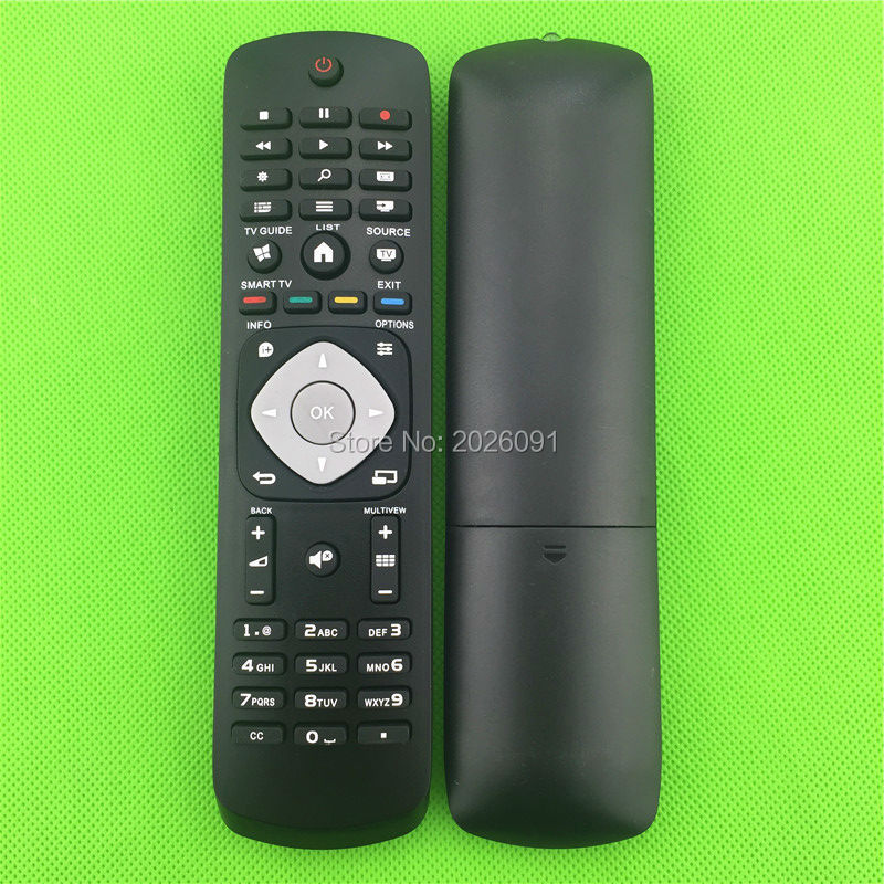 REMOTE CONTROL FOR PHILIPS 4109 series LED TV 32PFK4109/12, 32PHH4109/60, 32PHH4109/88 47PFH4109/88, 47PFK4109/12, 47PFT4109/12