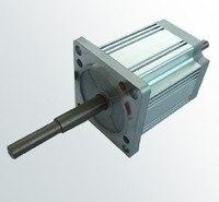 220V Brushless DC Motor Winding Machine Motor Flange 80mm Body Length 106mm 408W 6000rpm Brushless Motor