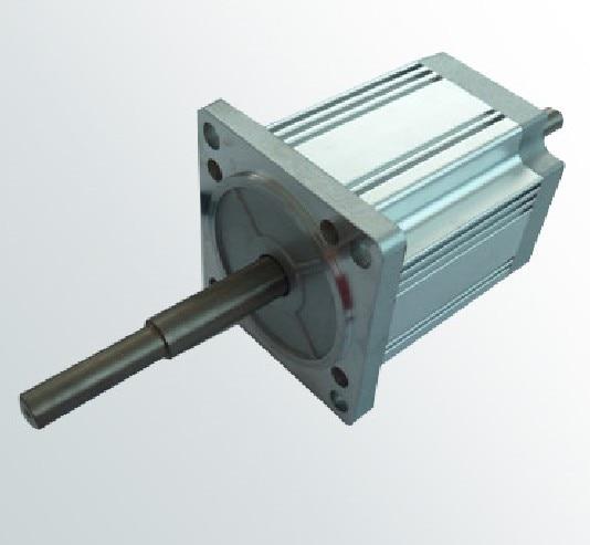 220v Brushless Dc Motor Winding Machine Motor Flange 80mm
