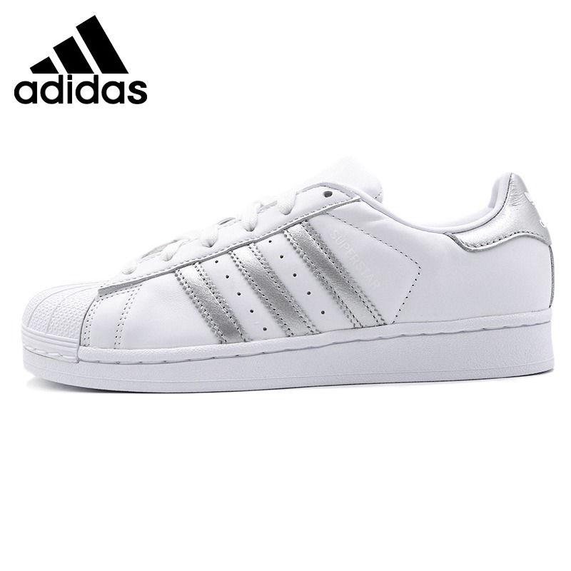<font><b>Original</b></font> New Arrival <font><b>Adidas</b></font> <font><b>Originals</b></font> <font><b>SUPERSTAR</b></font> Women's Skateboarding Shoes Sneakers image