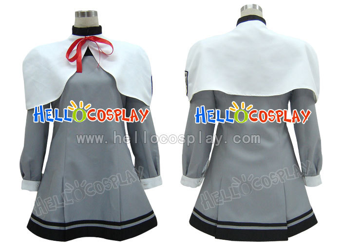 Tokimeki Memorial Girl's Side 2nd Kiss Hanegasaki High Girl Uniform H008