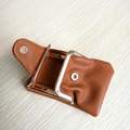 Casual Women PU Leather Coin Purse Mini Size Small Wallet Female Designer Individuation Coin Bags monederos