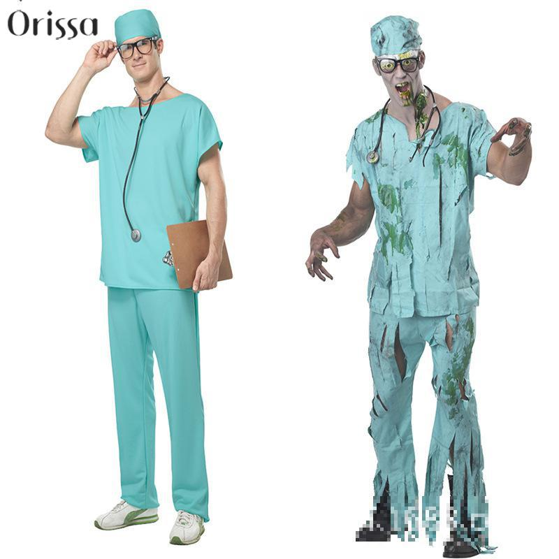 how to make doctor scrubs