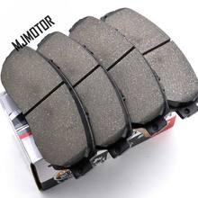 1 пара/комплект) передние/задние тормозные колодки Набор для китайских maval H5 H6 SUV Авто Мотор Запчасти 3501115AKZ16B/3502315x16a kz16a