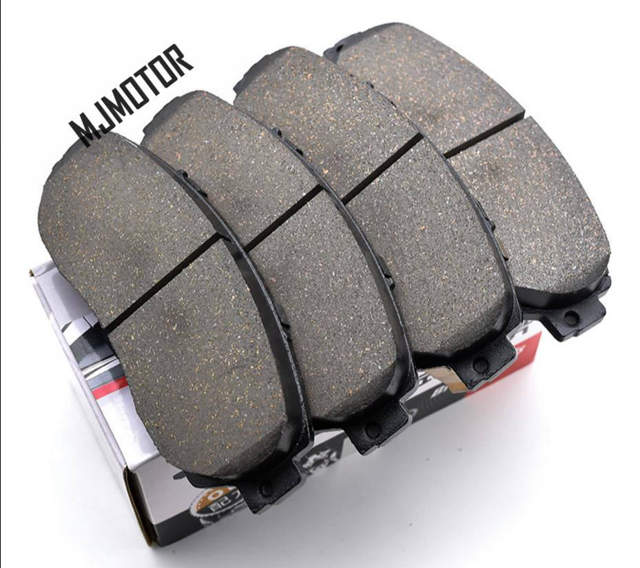 (1 paire/kit) plaquettes de frein avant/arrière pour chinois HAVAL H5 H6 SUV Auto voiture moteur pièces 3501115AKZ16B/3502315XKZ16A